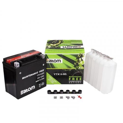 Аккумулятор ATOM 26012-0785 / 26012-1414 / YTX14-BS