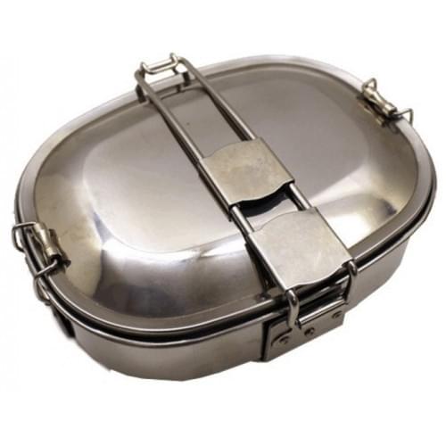 Котелок для приготовления пищи от выхлопного коллектора снегохода Muffpot Cooker 12-1822